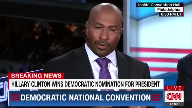 RNC v. DNC: Van Jones Prefers When Dems Exploit Mothers' Grief