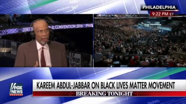 Kareem Abdul-Jabbar Explains Why 'Race Relations Are Bad Right Now'