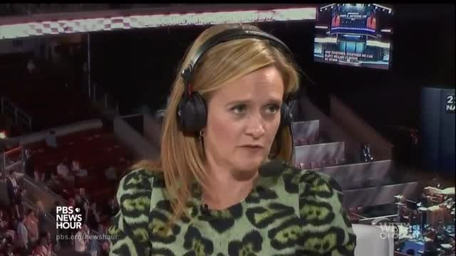 Samantha Bee Claims She's an 'Independent,' Ignores Criticism About Show, 'Salty Language'