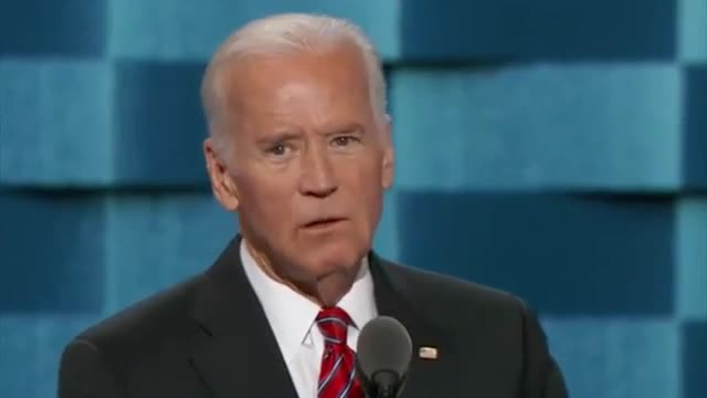 "Biden: ""How Can There Be Pleasure in Saying, 'You're Fired!'"""