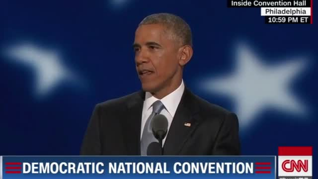 Obama: 'Our Country is Stronger and More Prosperous Than It Was When We Started'