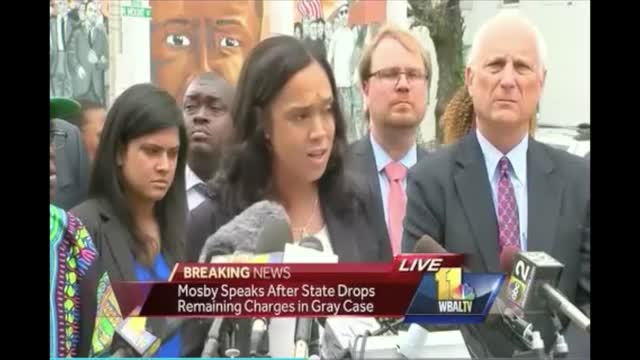 Baltimore Prosecutor Marilyn Mosby: I'm Not 'Anti-Police … I'm Anti-Police Brutality'