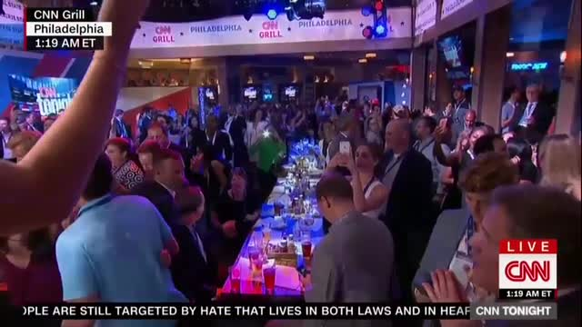What? Watch as Your Favorite CNN Personalities Dance, Drink as They Sing 'Sweet Carolina'