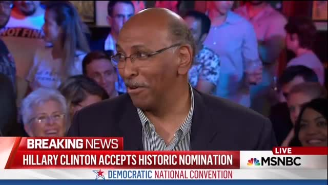 MSNBC's Michael Steele Jokes DNC Was 'A Lot More Fun' Thanks to 'More Drinking'
