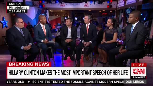 Don Lemon Scolds Sanders Supporters for Being 'Rude' in Hillary's 'House'
