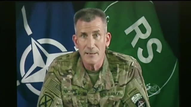 U.S. Commander: 12 Terrorist or 'Extremist' Groups Now Operating in Afghanistan