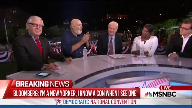 Rob Reiner Praises Cuomo, Hall, Matthews for Being Tough on Trump