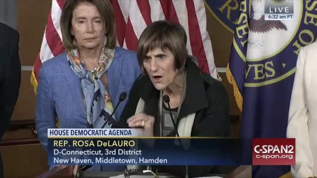 Rep. DeLauro Quotes Pope in Defending Funding For Planned Parenthood To Fight Zika