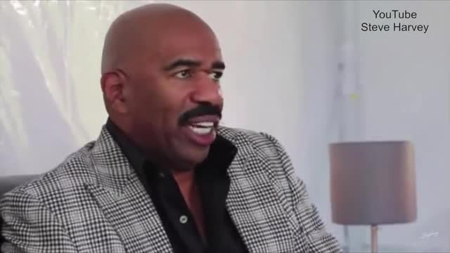 Steve Harvey: None of God's Gifts Are Enhanced by Smoking Weed or Being Drunk