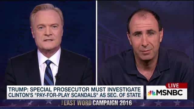 Even Liberal Journalists Chait, O'Donnell Have SERIOUS Issues with Clinton Foundation