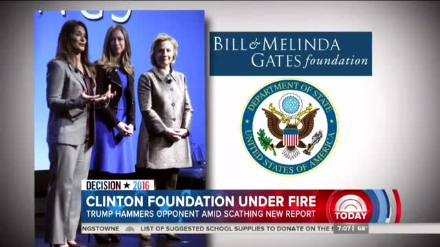 Nets Promote Clinton Campaign's Attempt to Discredit AP Story