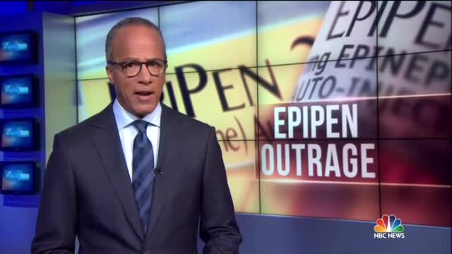 ABC, CBS Censor Link Between Democrat Senator, EpiPen Outrage Despite 18 Mins of Coverage