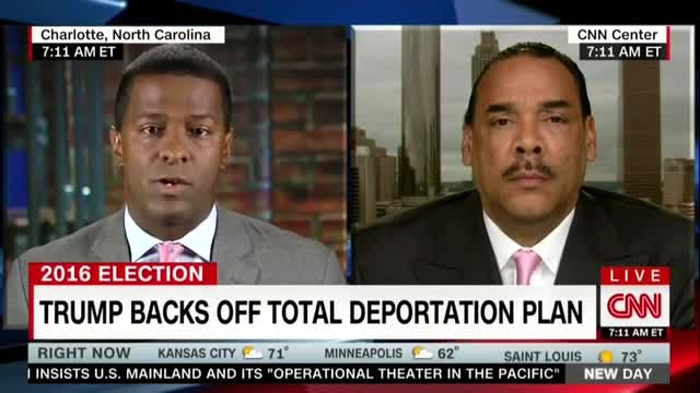 CNN's Sellers Shifts Blame for Black Poverty to 'Southern Legislatures'