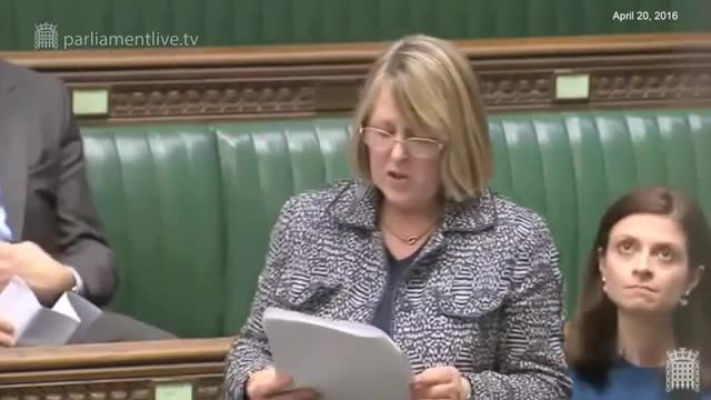 British MP on ISIS Genocide: A 2-Year-Old Boy Was Killed, Ground Up, and Fed to His Mother