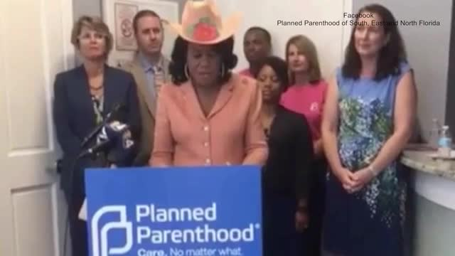 Rep. Wilson: A Woman Is Going to Planned Parenthood To Make Sure 'A Zika Bourne Mosquito Didn't Bite Them'
