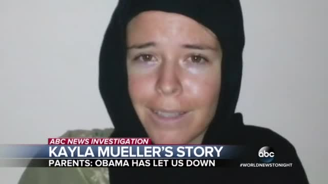 ABC Spotlights Obama's Broken Promise to ISIS Hostage's Parents