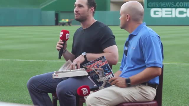 Daniel Murphy: World Series Gave Me 'The Perfect Picture of Jesus' Love'