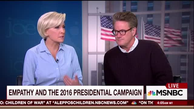 MSNBC's Mika Brzezinski: Time to Give Trump a Mental Health Evaluation