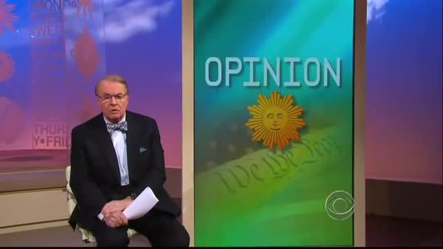 Charles Osgood: Is the Constitution 'Worthy' of 'Reverence?'
