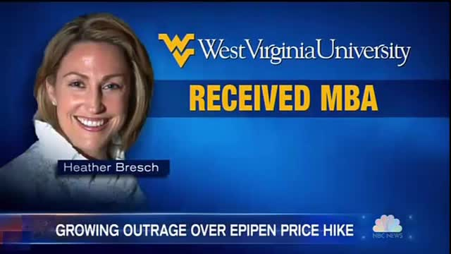 Playing Monopoly: 93% of Network Stories Ignore Fed Role in EpiPen Crisis