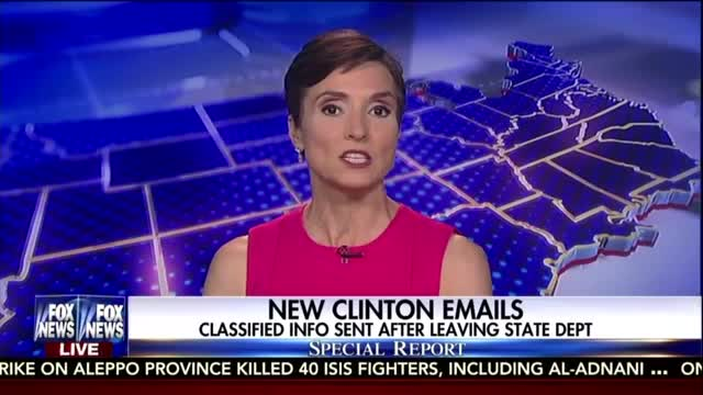 Nets Censor How Hillary Sent Classified E-Mails After Leaving State Deptartment