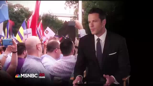 In MSNBC Ad, Roberts Revels About Court's Same-Sex 'Marriage' Case