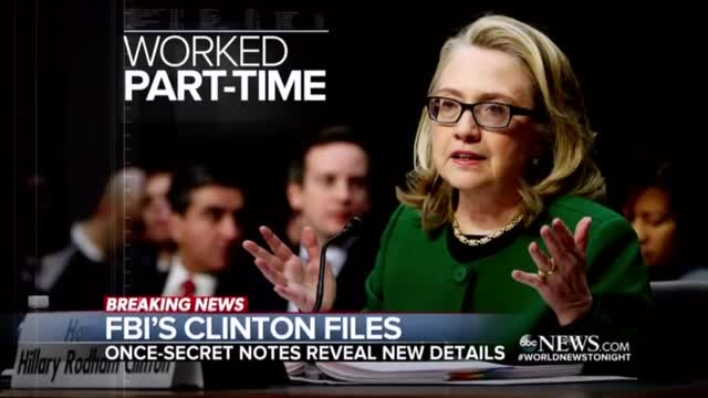 ABC Touts How 'Careless' Hillary Clinton Was With Classified Material