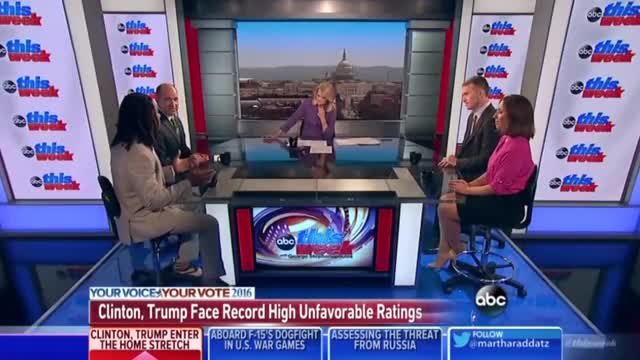 ABC Panel: 'Terrible,' 'Damaging' E-Mail Scandal Makes Hillary Look 'Silly'