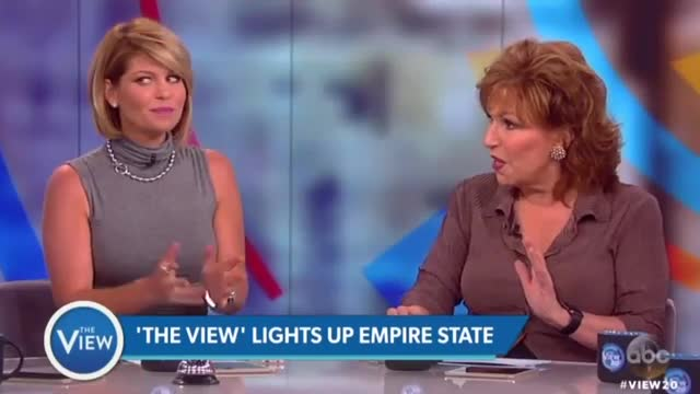 Empire State Building Honors ABC's View, Rejected Mother Teresa Tribute