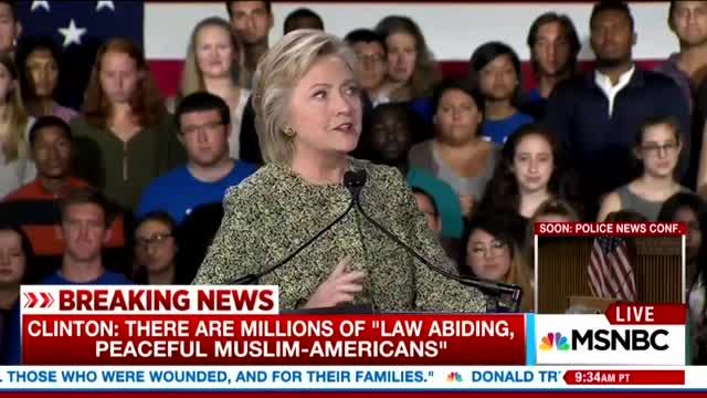 Panicked Andrea Mitchell Fears Terror Attacks Took Hillary 'Off Message'