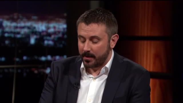 2016 DisHonors 'Damn Those Conservatives to Hell Award' Nominee: Jeremy Scahill