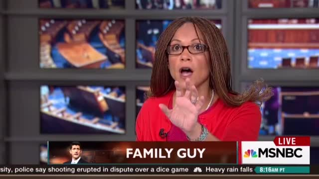 2016 DisHonors 'Dan Rather Memorial Award for the Stupidest Analysis' Nominee: Melissa Harris-Perry