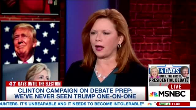 MSNBC: Clinton Campaign 'Working the Refs' Ahead of Debates