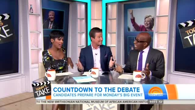 NBC: Political Leanings of Debate Moderators 'Shouldn't Even Be Brought Up'
