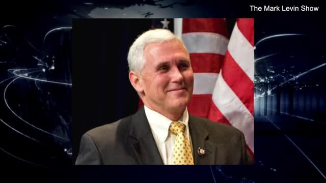 Mike Pence to Levin: Donald Trump and I Both Support Free Trade