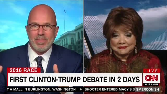 Ex-ABC's Simpson Frets Holt Not Up to Handling Trump, 'Heard Enough' About Clinton Emails
