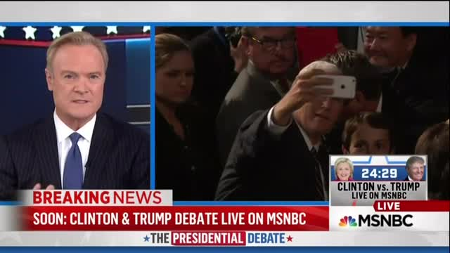 MSNBC's O'Donnell Whines 'No Actual' POTUS Skills Come Up in Debate, Rules Favor 'Weaker' One