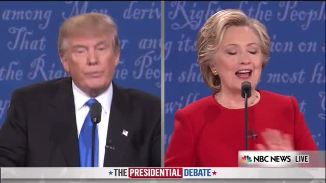 Hillary Demands Her Media Friends as 'Fact-Checkers' to 'Get to Work' on Trump (Pt. 2)