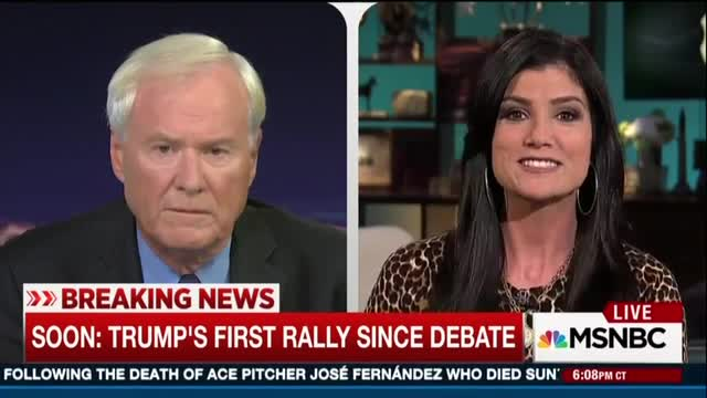 Watch Cranky Matthews Badger Loesch About What 'You Folks Think' Hillary Did on Benghazi