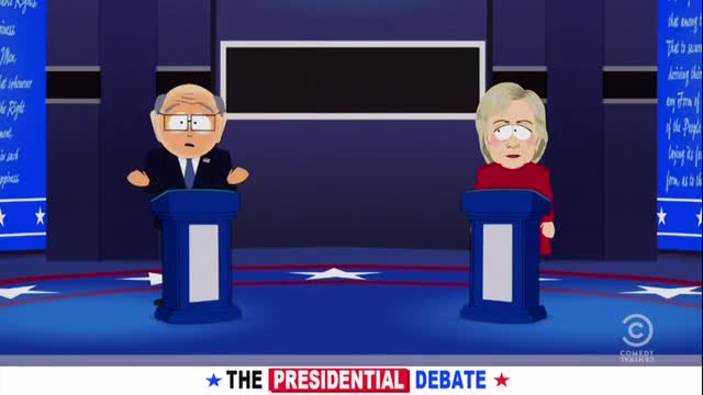 "South Park: ""The Damned"" - Debate"