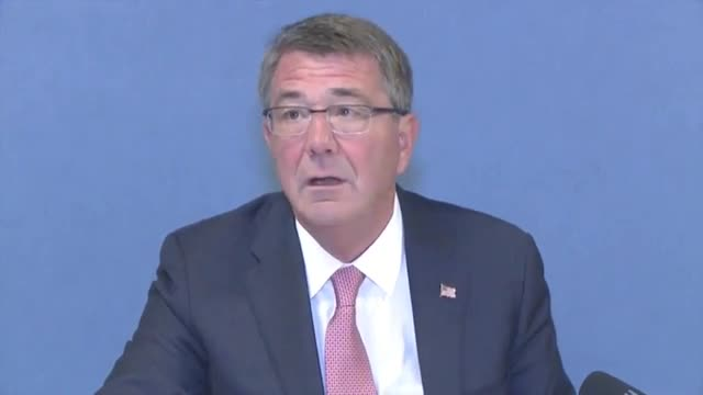 Ash Carter on Troop Increase in Iraq