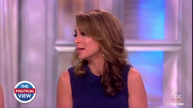 Clinton Campaign Manager Avoids Clinton Foundation Questions on 'The View'