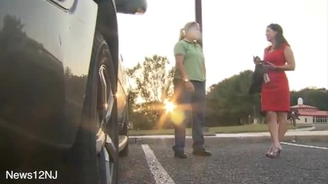 Deer Looks For Revenge on SUV driver