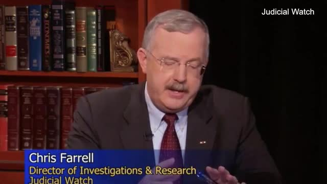 Judicial Watch Director of Investigations: 'Comey Is Lying to the American People'