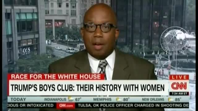 CNN's Louis Ignores Clinton Rape Charges While Dismissing Hillary as Enabler