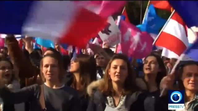 Thousands Rally Against 'Family-Phobia' in France