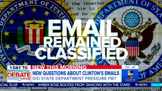 State Dept. Denial of Hillary Quid Pro Quo Good Enough for NBC, ABC