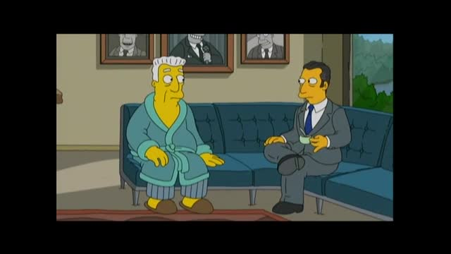"The Simpsons: ""Trust but Clarify"" - Fox News"