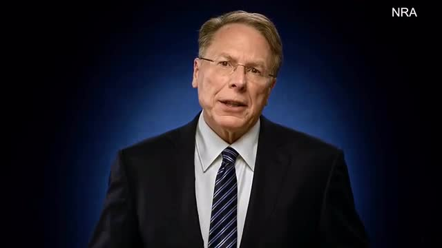 NRA's LaPierre: 'Obama Attacked' Law-Abiding Gun Owners 'Harder Than He Attacked ISIS'