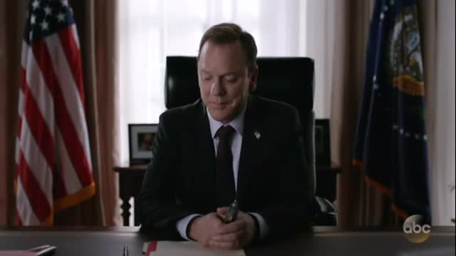 "Designated Survivor: ""The Mission"" - Reagan vs. Carter"
